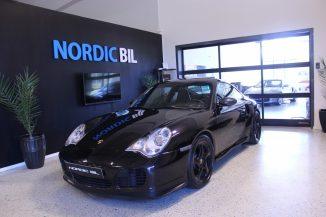 Porsche 911 996 Turbo X50